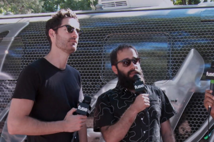 Interviews: Capital Cities at ACL Fest 2014