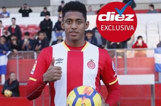 Girona ya no cuenta con Choco Lozano y lo ofrece al Osasuna de segunda división