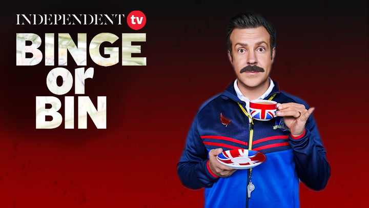Ted Lasso is 'one of the best comedies in a long time'