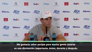 La pregunta que enfureció a Rafael Nadal en rueda de prensa