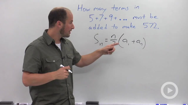 Arithmetic Series - Problem 4