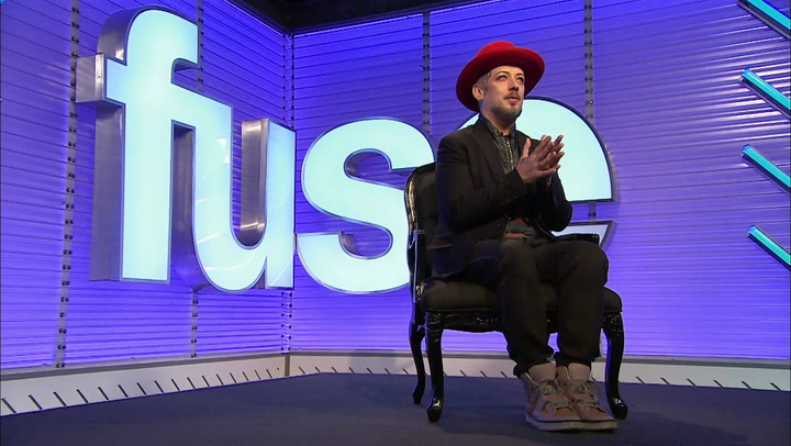 Interviews: Boy George (August 2014)