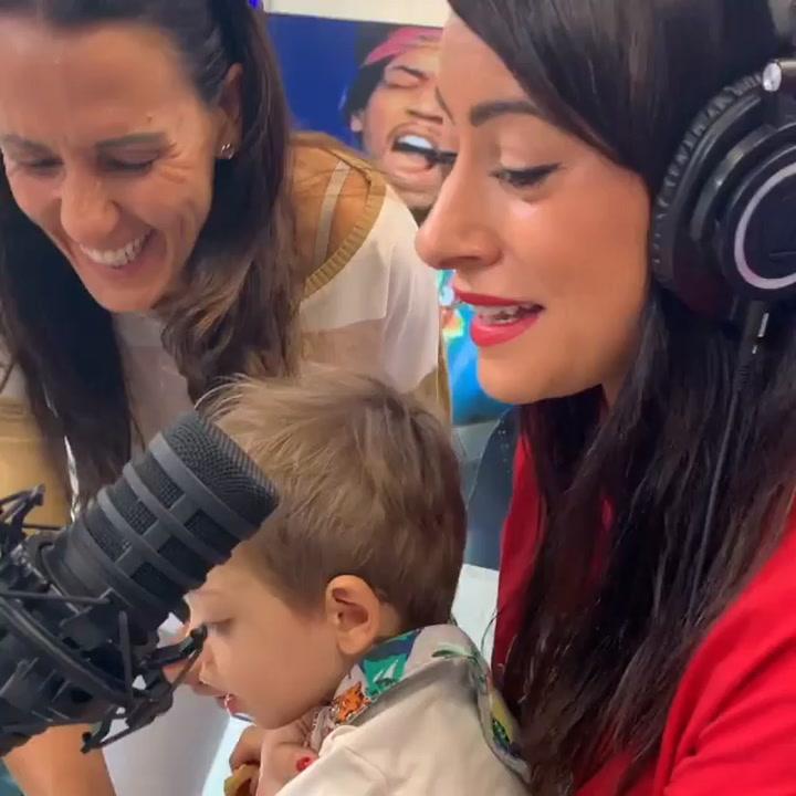El hijo menor de Ramos y Pilar Rubio hace su debut en la radio