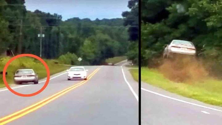 Fyllekjører på «bærtur» skapte kaos på veien