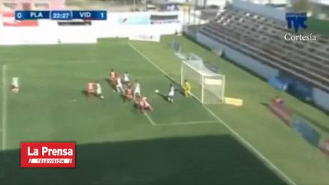 Platense 1-1 Vida (Liga Nacional)