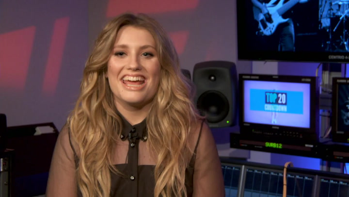 Interviews: Fuse Favorite: Ella Henderson (September 2014)