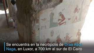 Nuevos tesoros del Antiguo Egipto