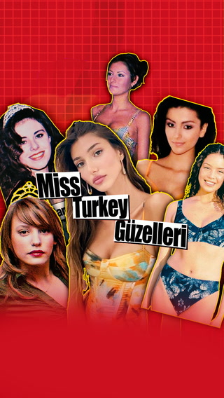 Skandallar & Co - Miss Turkey Güzelleri
