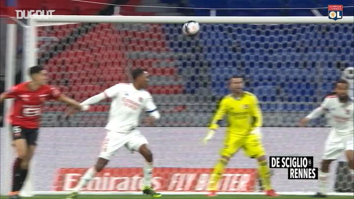 Mattia De Sciglio's great performance vs Rennes