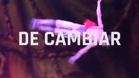 Messi dio un adelanto del show de Cirque du Soleil que lo tendrá como protagonista
