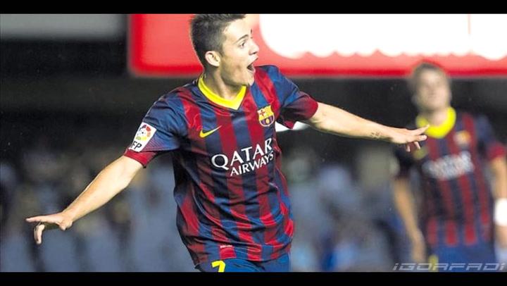Así juega Joan Ángel Roman, ex del Barcelona B