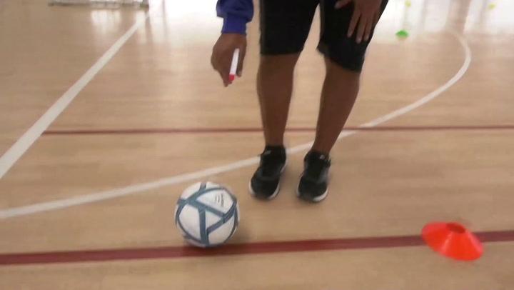 """Niños se recrean con actividades deportivas del programa """"Clases de verano 2021"""""""