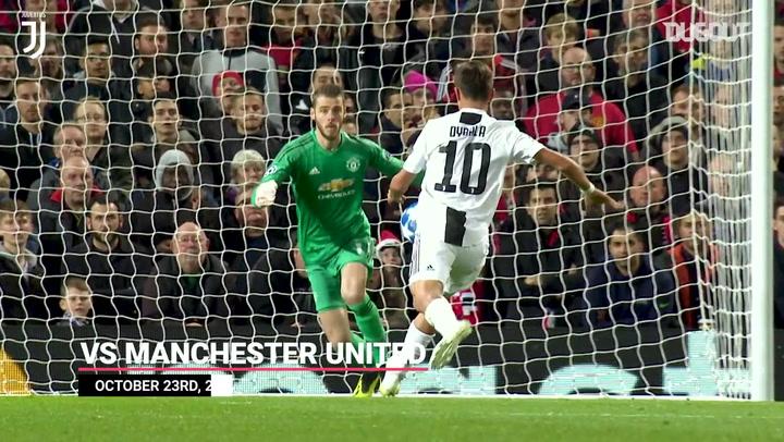 Los 10 Mejores Goles de Paulo Dybala con la Juventus
