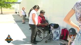 El último gran gesto de Keylor Navas a un aficionado del Real Madrid en silla de ruedas