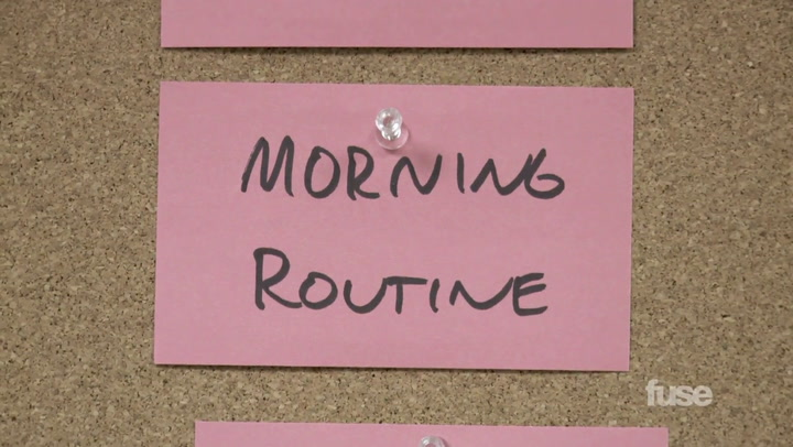 Shows: White Guy Talk Show: Morning Routine (Webisode)