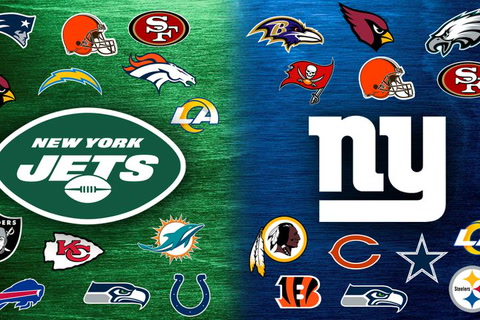 FNNY: Breaking down the Jets and Giants schedules