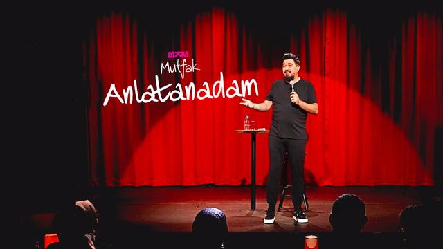 BKM Mutfak Stand-Up - Anlatanadam