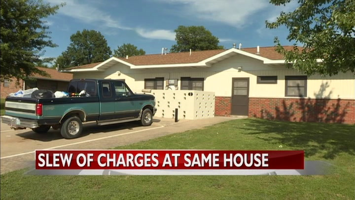 Child molestation and drug charges filed in Moberly leaving neighbors concerned