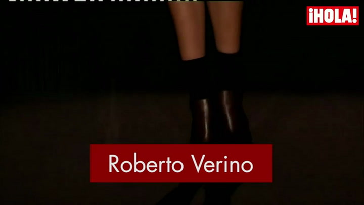 Fashion Week Madrid Otoño-Invierno 2015-16: Roberto Verino