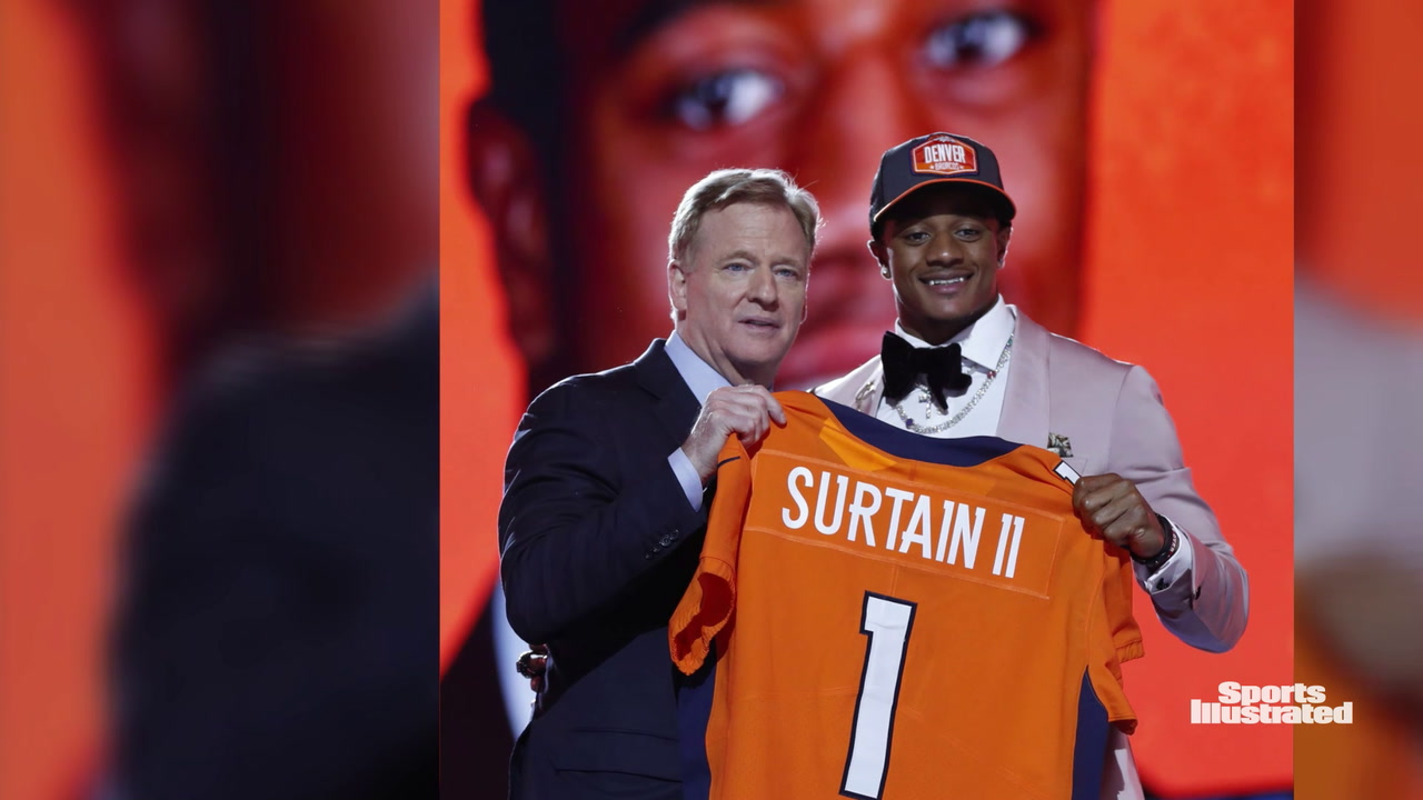 Patrick Surtain II off to Sizzling Start with Broncos