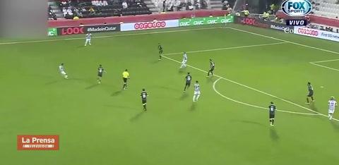 El golazo de Leonel Vangioni con Monterrey ante Al Sadd