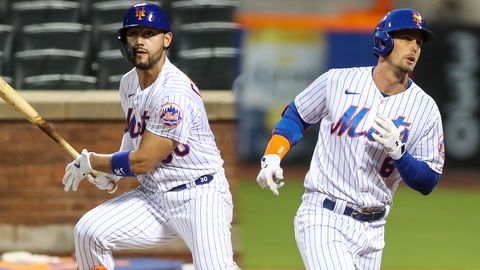 Michael Conforto or Jeff McNeil: Which player will Mets miss more?