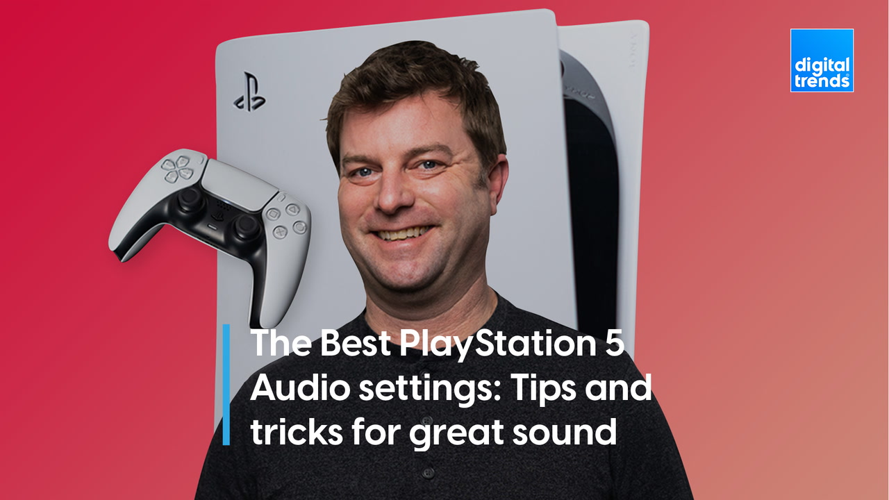 The Best PlayStation 5 Audio settings | Tips and tricks for great sound