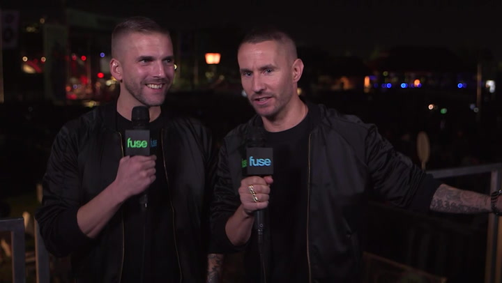 Galantis Reveal Their Secret to Staying Uplifting, Talk Concept Behind The Aviary