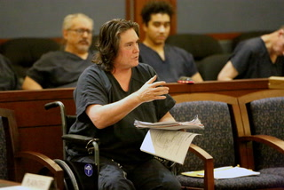 Alleged Las Vegas con man who skipped sentencing gets 9 to 20 years
