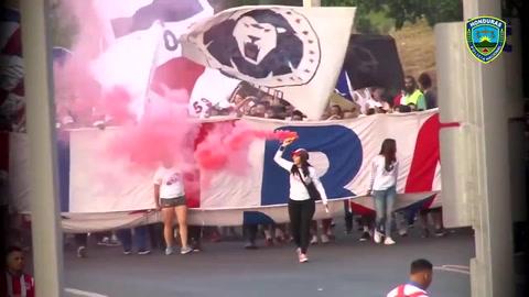 Policía Nacional lanza campaña para evitar disturbios en la final