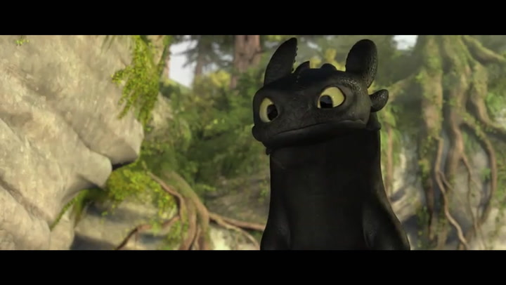 How to Train Your Dragon - Trailer No. 1