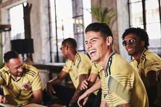 Oficial: El nuevo uniforme de Colombia para la Copa América 2019