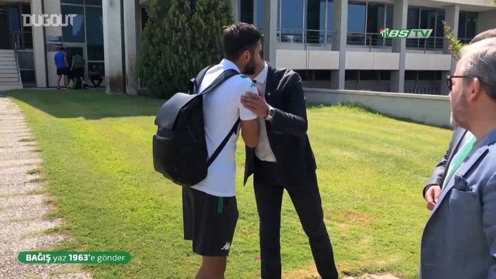 Eskişehirspor-Bursaspor Maçının Perde Arkası
