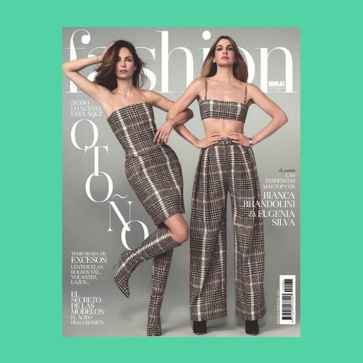 Bianca Brandolini y Eugenia Silva presentan las nuevas tendencias en FASHION septiembre