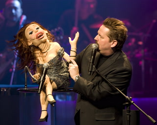 Terry Fator leaving Mirage on Las Vegas Strip – VIDEO