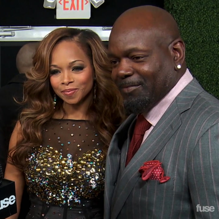 Football Players Pick Fantasy Music Lineups @ NFL Honors 2014 Red Carpet