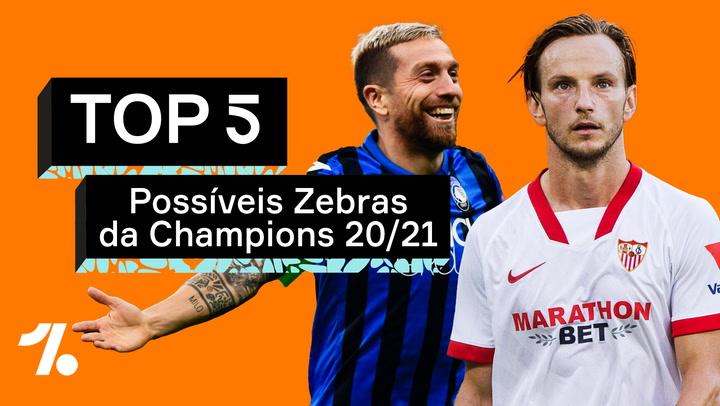 ATALANTA, SEVILLA e + times que vão SURPREENDER na Champions 20/21!