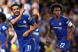 Willian y Pedro Rodríguez se despiden del Chelsea tras ser eliminados en Champions
