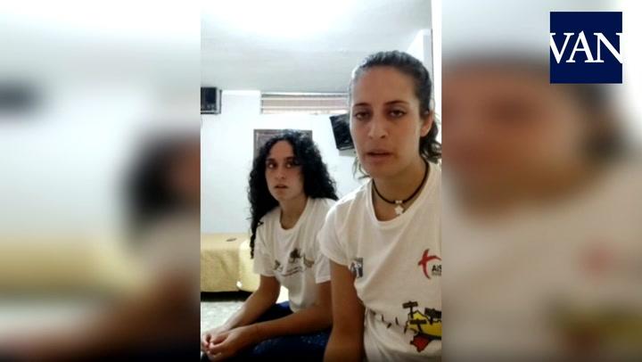 Cooperantes en Ecuador: 'Queremos volver a ayudar en España'
