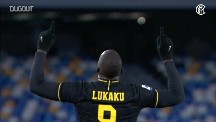 Romelu Lukaku's top 5 Serie A goals
