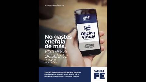 La EPE abrió una oficina virtual para realizar trámites online