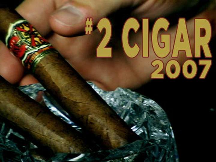 Cigar No. 2 2007