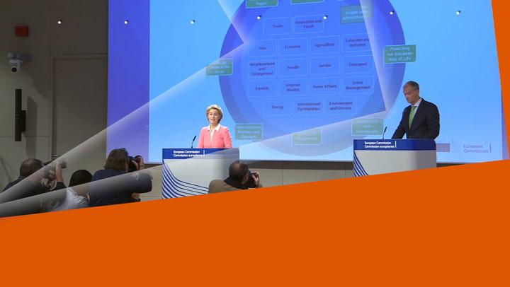 Kijelölték az új uniós biztosokat