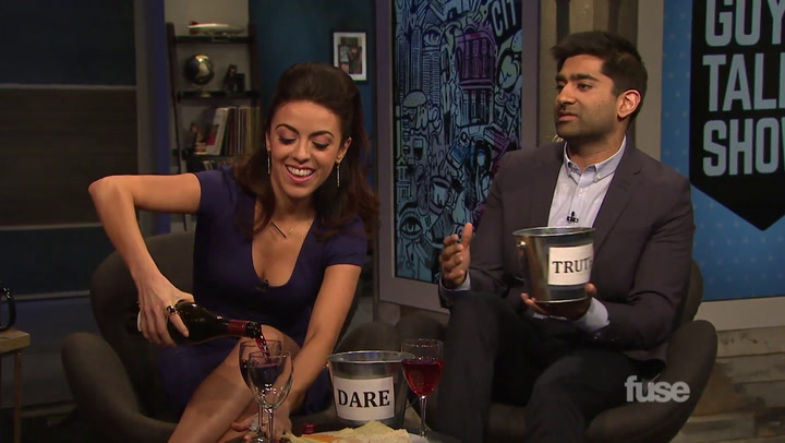 Shows: White Guy Talk Show: Truth Or Dare with Jennifer Bartels and Kevin Barnett