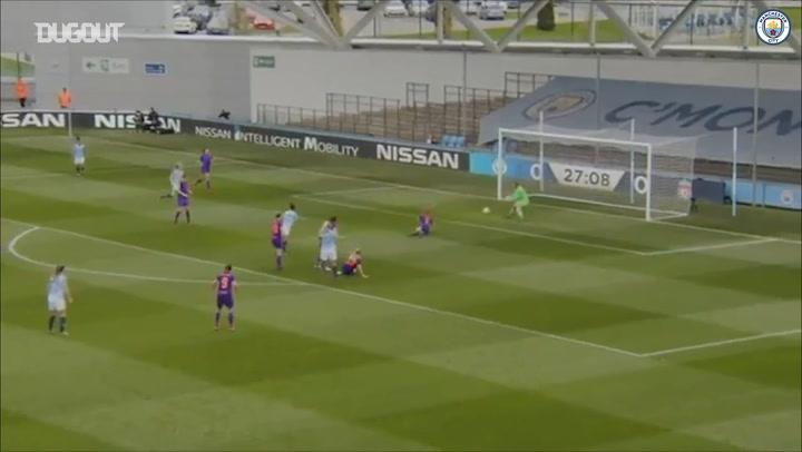 Manchester City Women's top five goals vs Liverpool