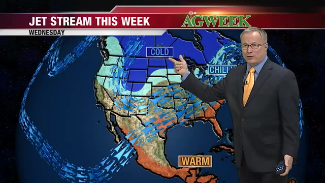 Agriweather outlook with John Wheeler for Feb. 29-March 1, 2020.