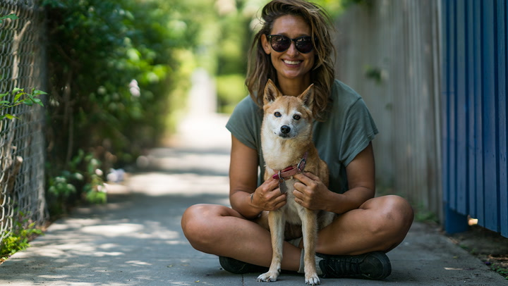 Meet Kassia Meador and her foxy dog Iruka, the Shiba Inu, in episode one of The Inertia's new series, The Pup Project, which profiles the most influential athletes in surf and outdoors' best friends: their dogs.