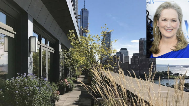 Inside Meryl Streep's $25 Million Tribeca Penthouse