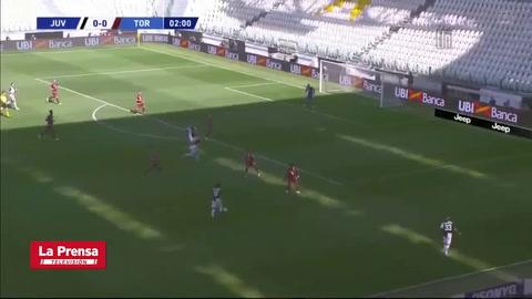 Juventus 4 - 1 Torino  (Serie A Italia)