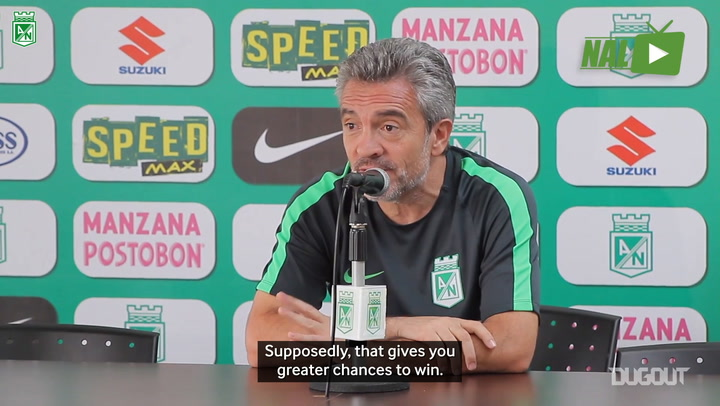 Juanma Lillo on his style of football